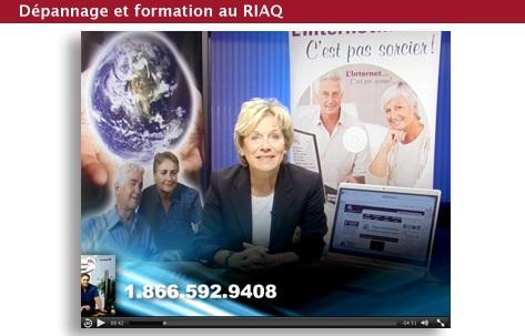 Vidéo du RIAQ